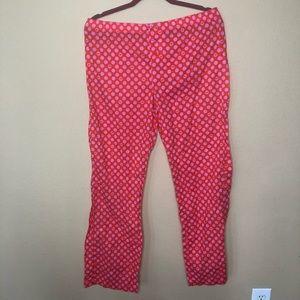 PINK Victoria's Secret Pajama Bottoms Medium